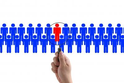 Auswahl einer Person aus einer Gruppe